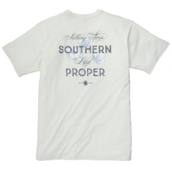 Nothing Says Southern Tee- Hushed Green